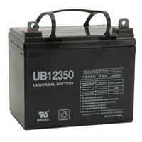 """UPG 12V 35Ah AGM Sealed Lead Acid Battery UB12350 U1 Group"""