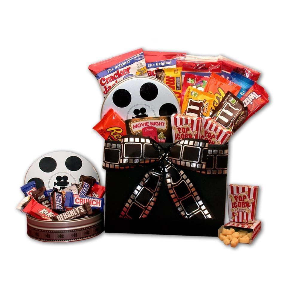 Movie Fest Gift Box With 1000 Redbox Card Walmart