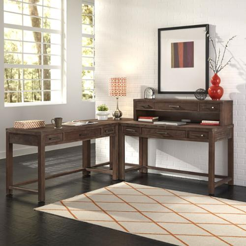 Home Styles Barnside Office and Home Entertainment Furniture Collection