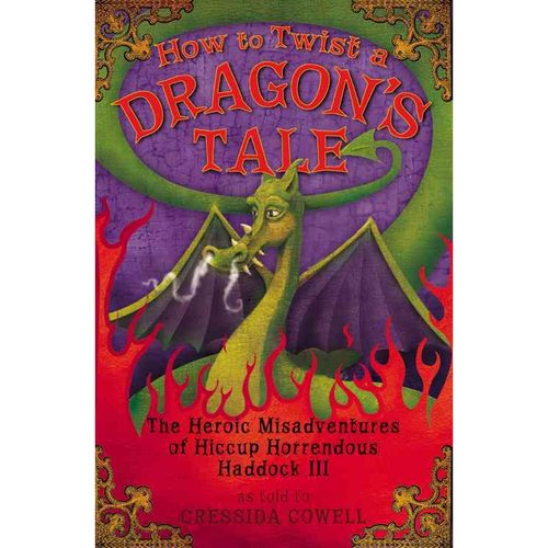 How to Train Your Dragon: How to Twist a Dragon's Tale