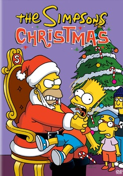 The Simpsons Christmas (DVD) by Tcfhe