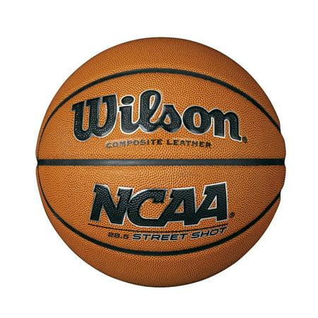 Wilson NCAA Street Shot Basketball 27.5