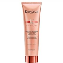 Hair Styling: Kérastase Discipline Blow-Dry Smoothing Primer