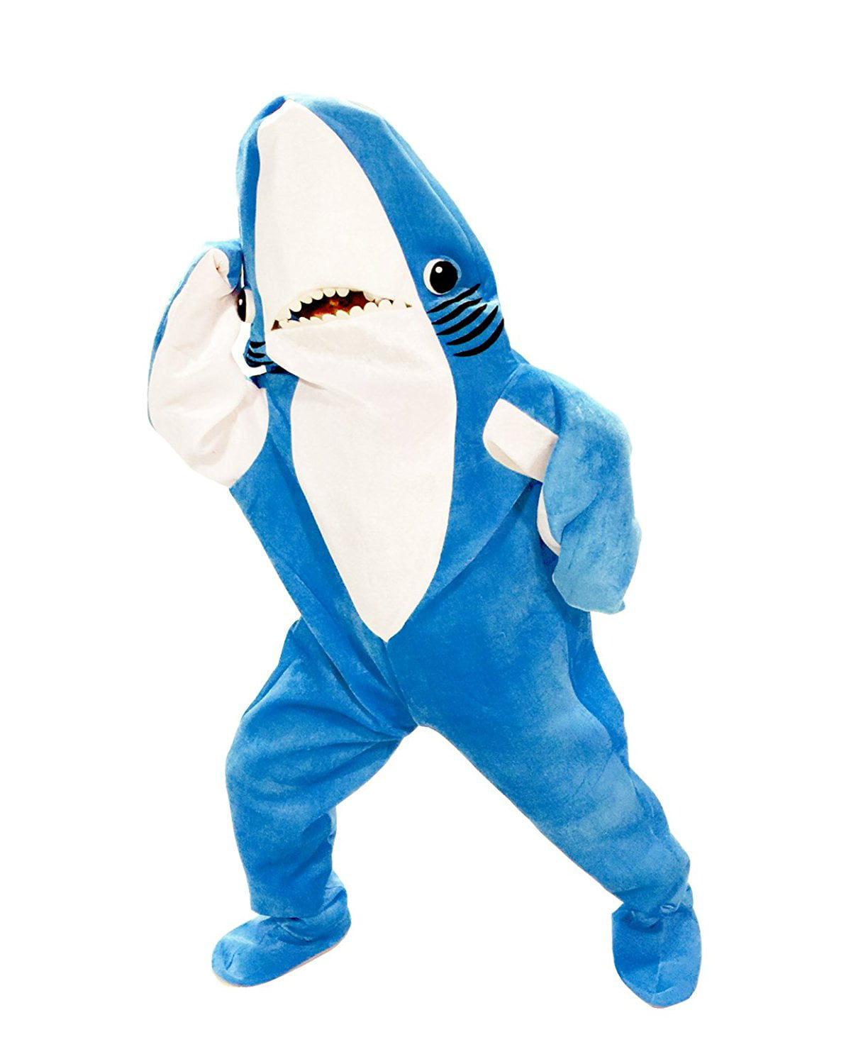katy perry left shark adult costume - walmart