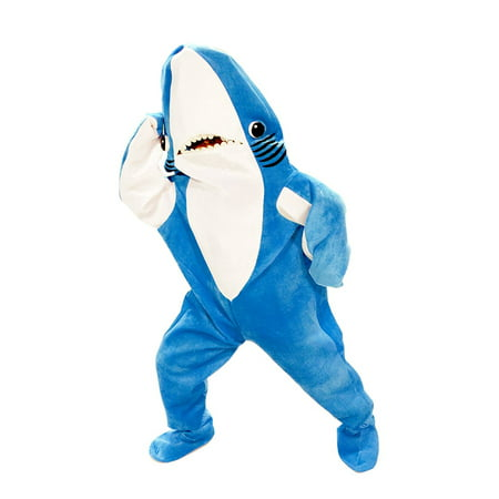 Katy Perry Left Shark Adult - Street Shark Costume