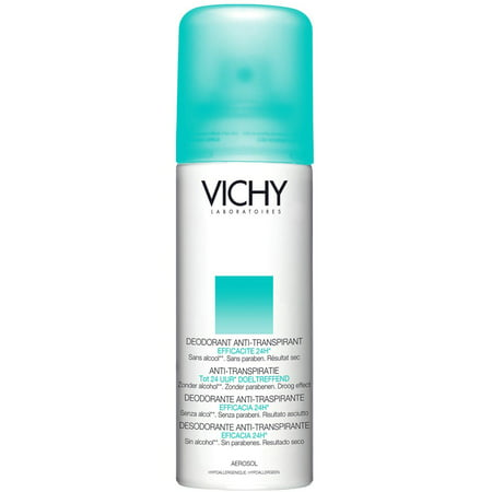 Vichy 48hr Anti-perspirant, 4.2 Oz