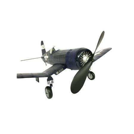 Vintage Model Co Usmc Corsair Balsa Model Airplane Kit Rubber