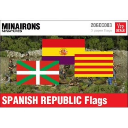 Spanish Republic Institutional Flags New](Spanish Flags)