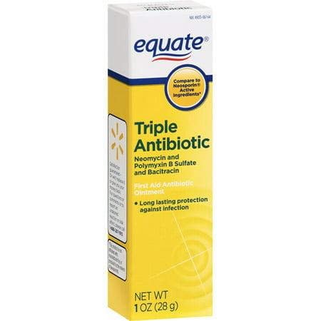 equate antibiotic ointment