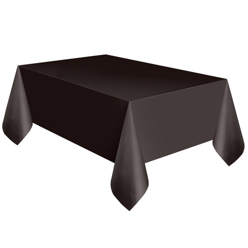 sc 1 st  Walmart : black plastic table covers - amorenlinea.org