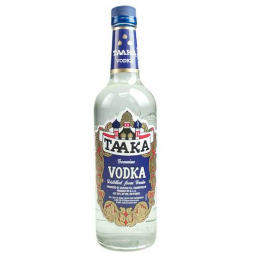 Taaka Vodka, 750 mL