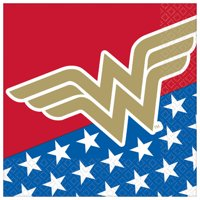 Wonder Woman 'Classic' Lunch Napkins (16ct)