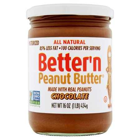 - Better'n Peanut Butter Chocolate, 16 oz, 6 pack