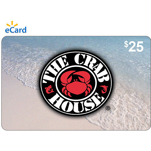 Crab House $25 eGift Card (Email Delivery)