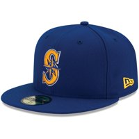 Seattle Mariners New Era Youth Authentic Collection On-Field Alternate 2 59FIFTY Fitted Hat - Royal
