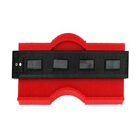Tuscom 9 8 Inch 250Mm Plastic Contour Copy Duplicator Circular Frame P