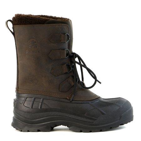 Kamik Alborg Winter Snow Boot Shoe - (Kamik Snow Boots)