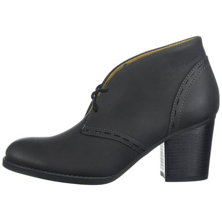 Natural Soul Womens Tracy Closed Toe Ankle Fashion Boots](Boots 70 Sale)