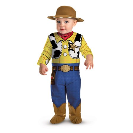 TOY STORY WOODY INFANT - Adult Toy Story Woody Costume
