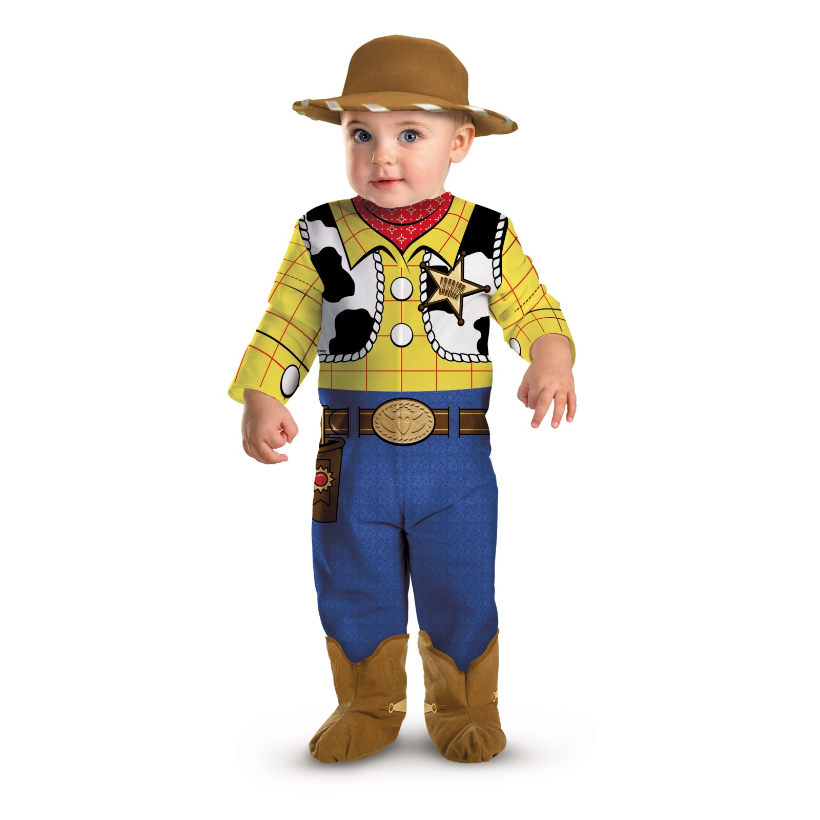 TOY STORY WOODY INFANT 12-18MO