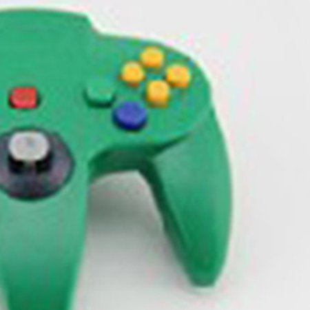 N64 game controller N64 wired controller N64 game wired controller - image 6 de 6