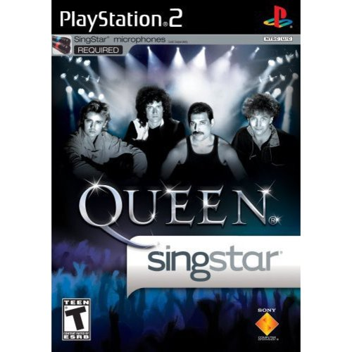 SingStar Queen Stand Alone PlayStation 2 by Sony Corporation