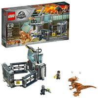 222 Pc. LEGO Jurassic World Stygimoloch Breakout Building Kit