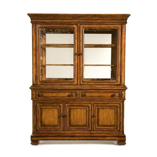 Darby Home Co Rangel Wood China Hutch