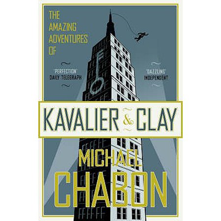 The Amazing Adventures of Kavalier & Clay (The Amazing Adventures Of Kavalier And Clay Audiobook)