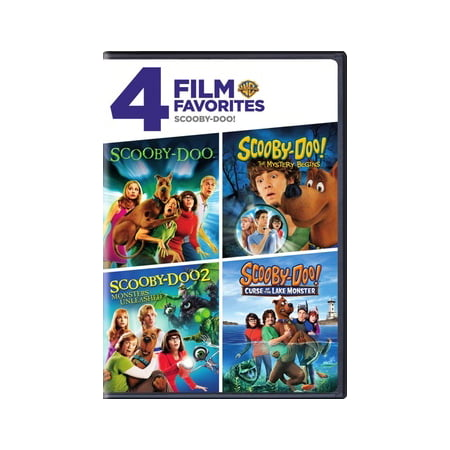 4 Film Favorites: Scooby-Doo - Scooby Doo The Headless Horseman Of Halloween