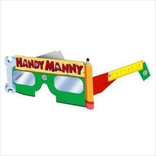 Handy Manny Party Shades / Favors (8ct)