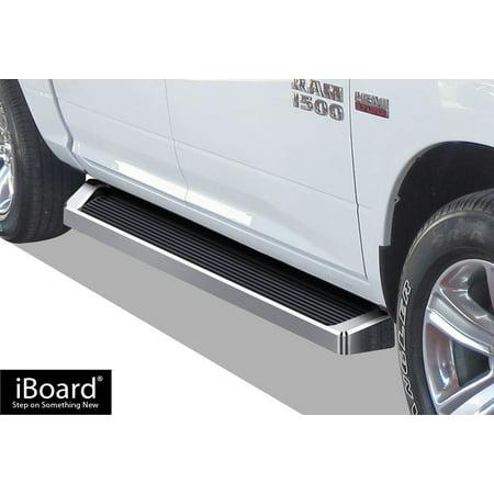 Dodge Ram Running Boards >> Iboard Running Board For Selected Dodge Ram 1500 2500 3500 Crew Cab