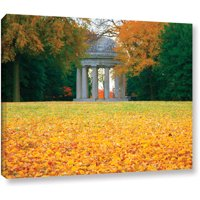 "ArtWall Steven Ainsworth ""Remembrance"" Gallery-wrapped Canvas"