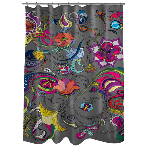 MOD Home Magic Garden Shower Curtain