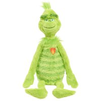 Dr. Seuss' The Grinch Feature Plush - Grinch
