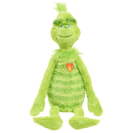 Dr Seuss Girl Characters (Dr. Seuss' The Grinch Feature Plush -)