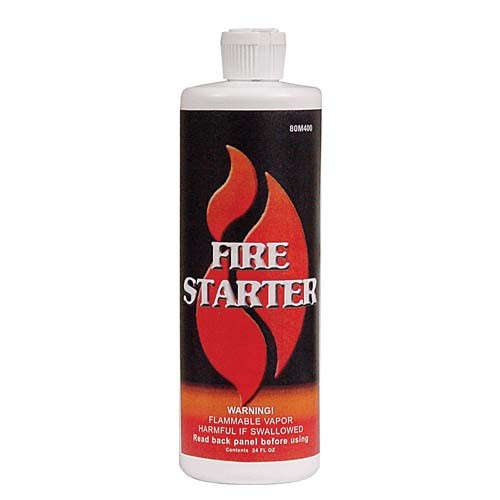 Gelled Fire Starter Squeezable With Flip Top - by