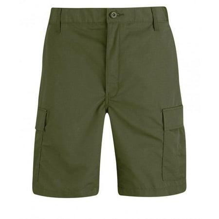 Khaki Ripstop Bdu Combat Shorts (BDU Battle Rip Cotton Polyester Ripstop Wrinkle Resistant Tactical Short )