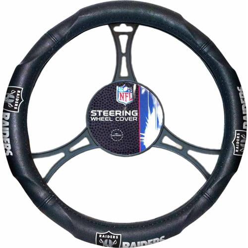 NFL Steering Wheel Cover, Raiders
