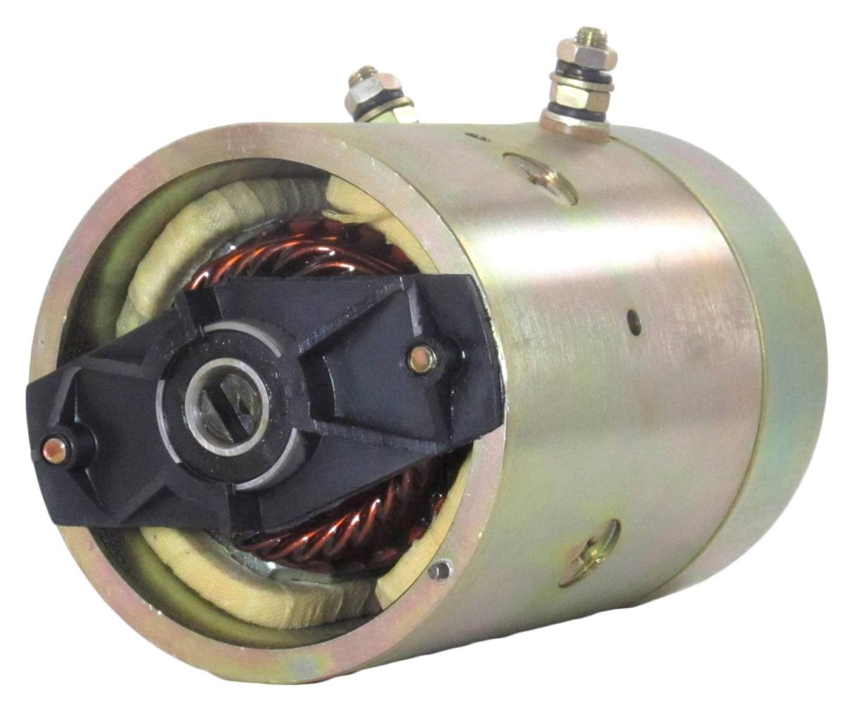 New Double Ball Bearing Hydraulic Pump Motor For Js Barnes Monarch Hyster
