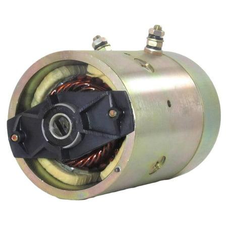 NEW 12V CCW ELECTRIC PUMP MOTOR FITS HALDEX-BARNES 2200975 IM 0132 W8735 11.216.200 New Electric Jet Pump Motor