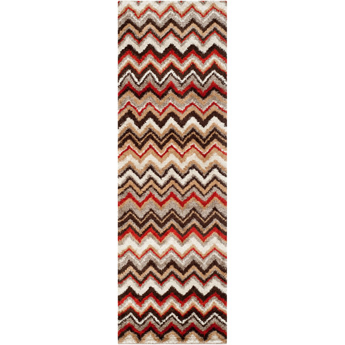 Safavieh Tahoe Nita Power-Loomed Runner Rug
