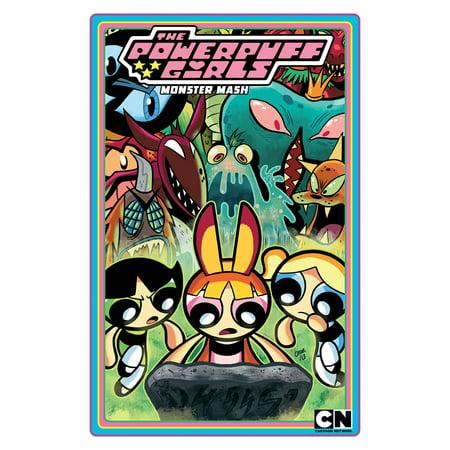 Powerpuff Girls Volume 2: Monster - Monster Mash Yourself Halloween