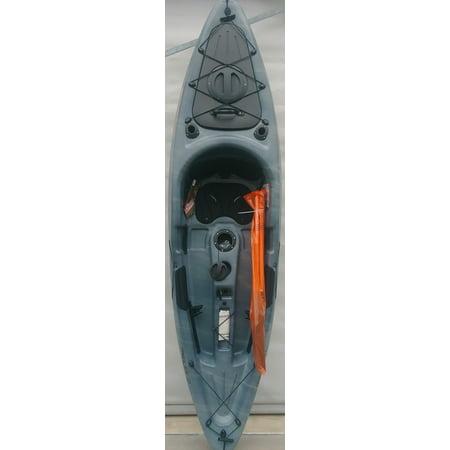 Ozark Trail 10 Angler Kayak Gray Swirl