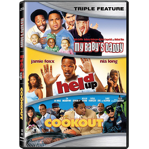 Comedy Triple Feature: My Baby's Daddy / Held Up / The Cookout (Widescreen)