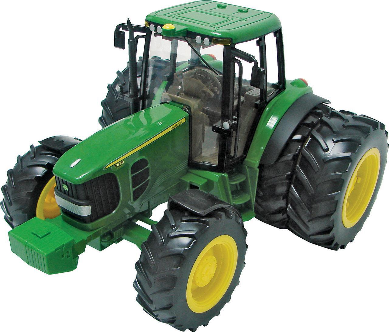 Ertl Big Farm 1:16 John Deere 7530 Tractor With Duals by John Deere