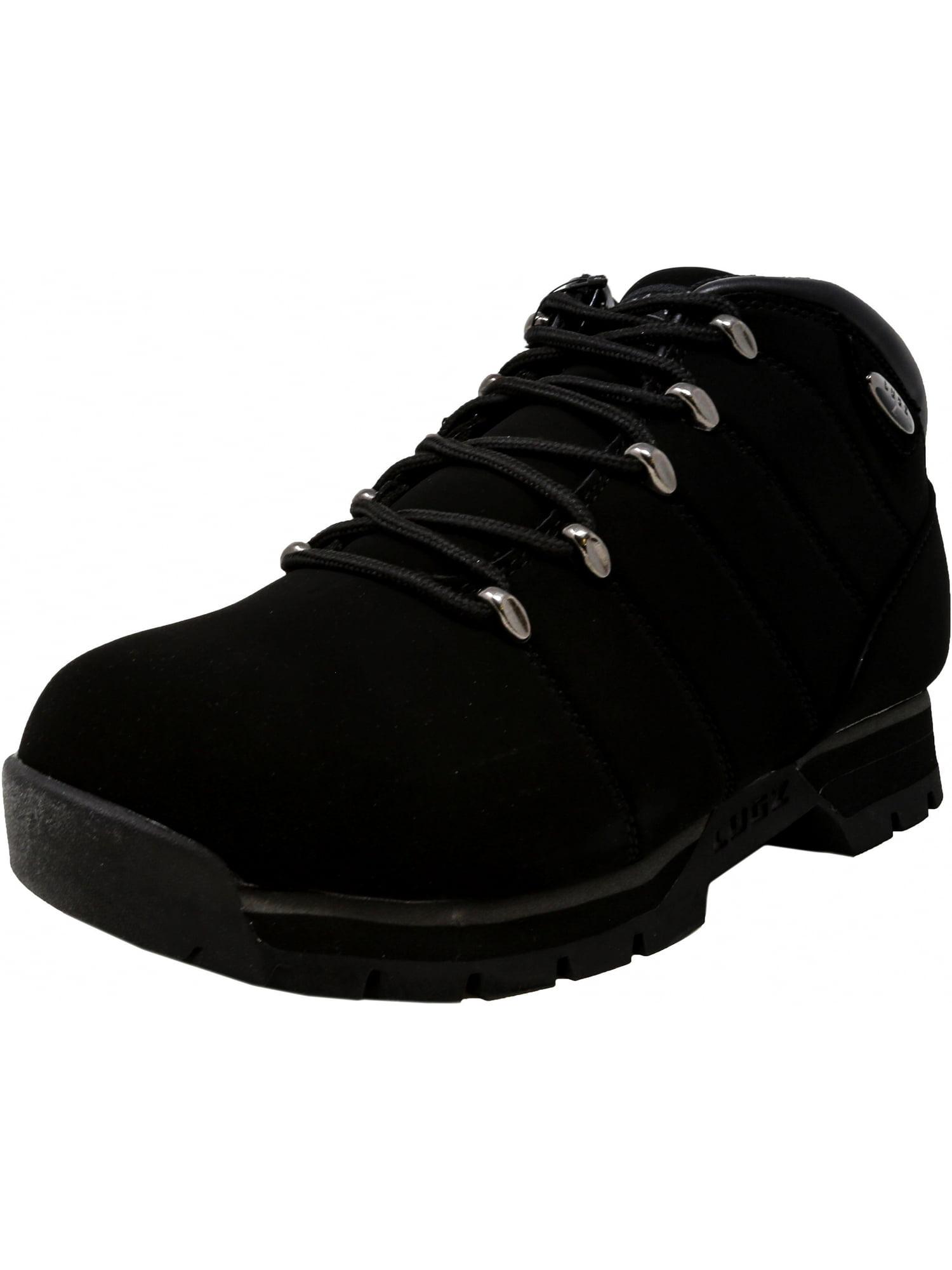 Lugz Men's Jam Iii Black   Charcoal High-Top Boot 8.5M by Lugz