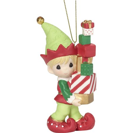 """Precious Moments """"Bringing You Loads Of Christmas Cheer"""" 3rd Annual Elf Series (Precious Moments Christmas)"""