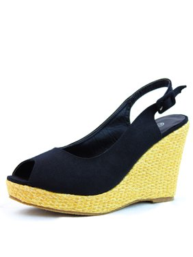 3ee1b2bcb20b Product Image Top Moda 058-15 Beige Platform Wedges Sandals