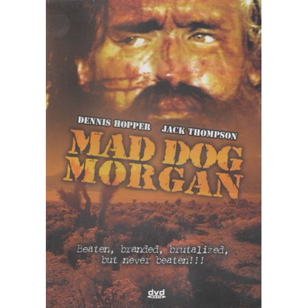 Mad Dog Morgan Burnished Mad Dog Goat